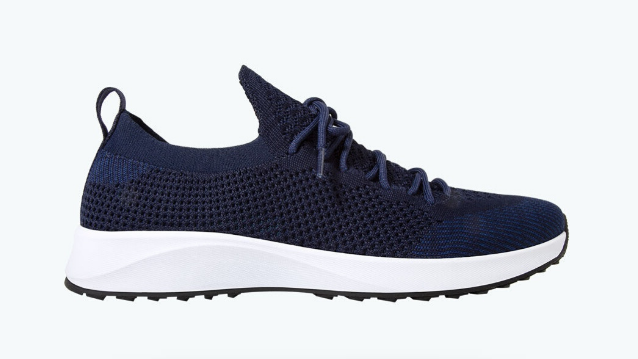 sustainable performance sneakers