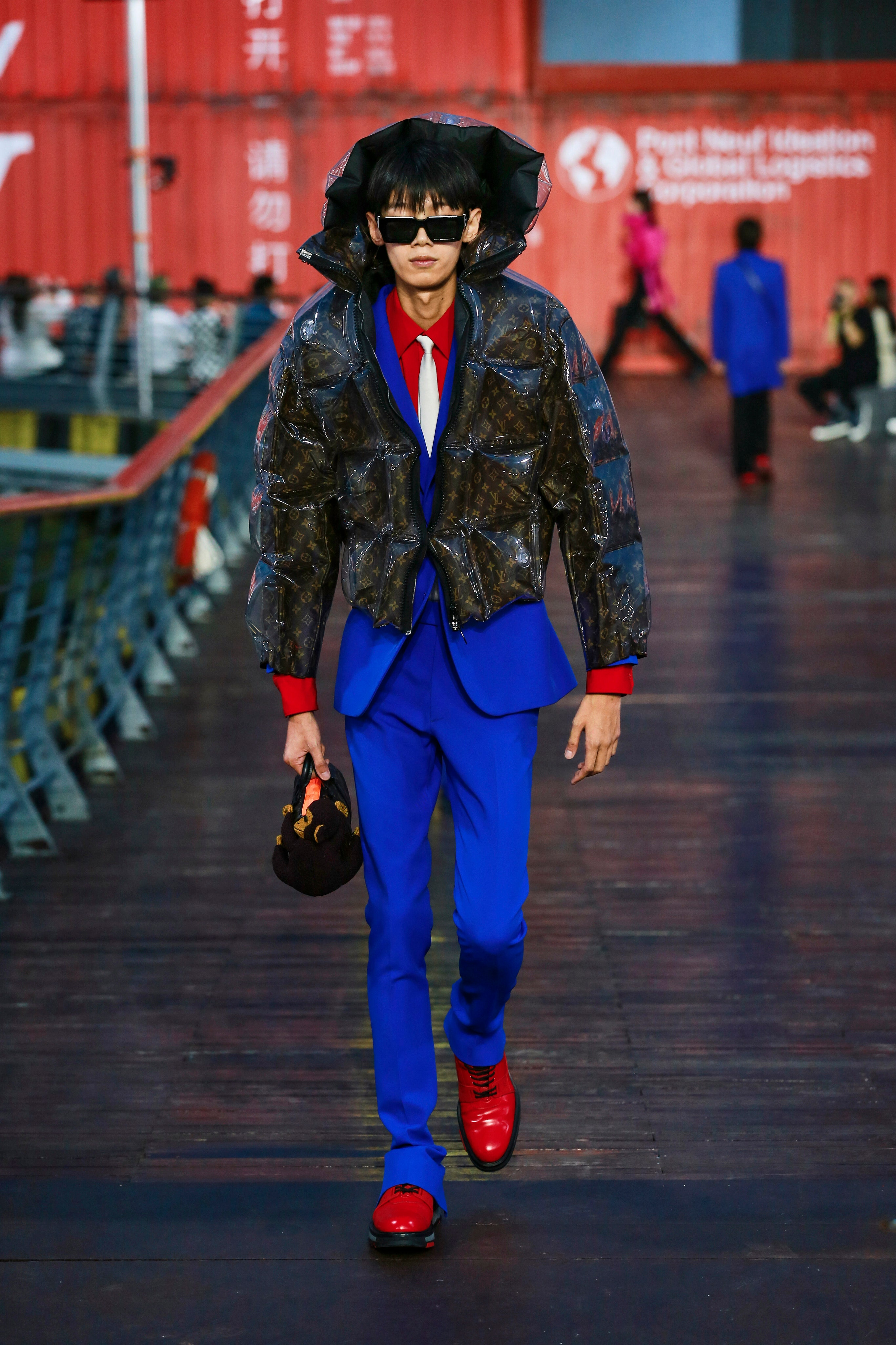 Louis Vuitton Men's Spring/Summer 2021