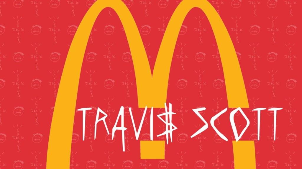 McDonald's Travis Scott