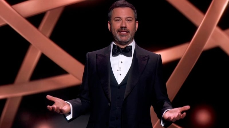 Jimmy Kimmel 2020 Emmy Awards