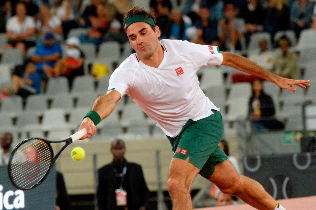 Roger Federer Sport Sponsorship