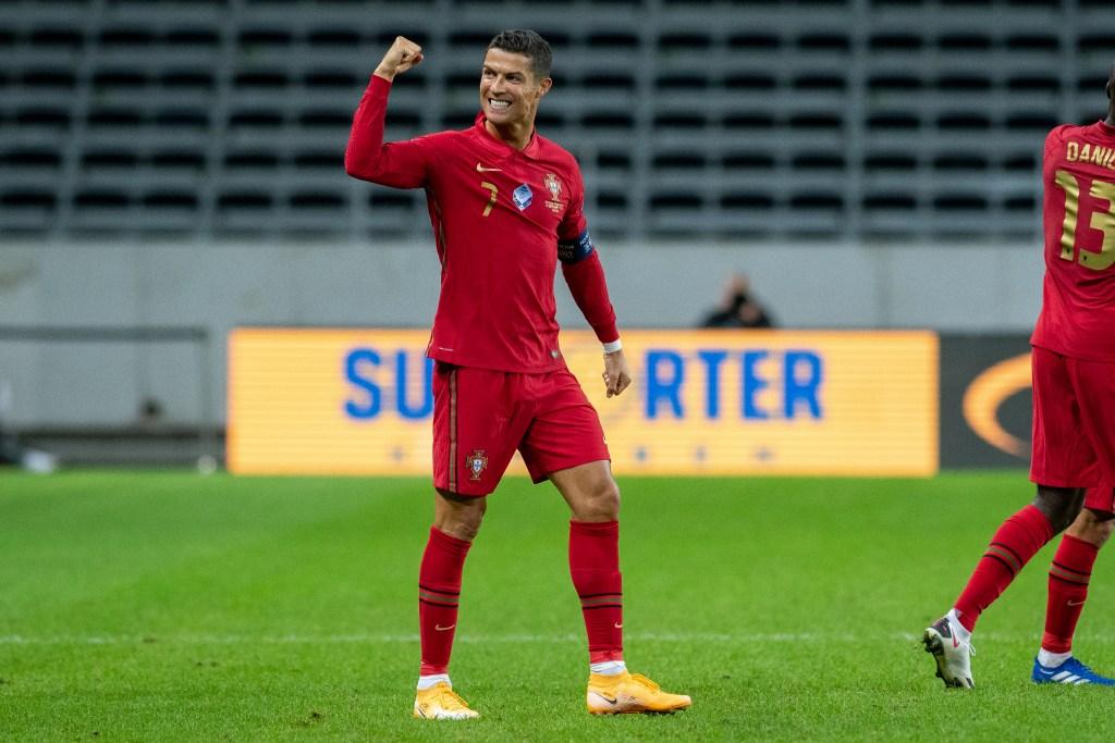 Cristiano Ronaldo Nike Sports sponsorship