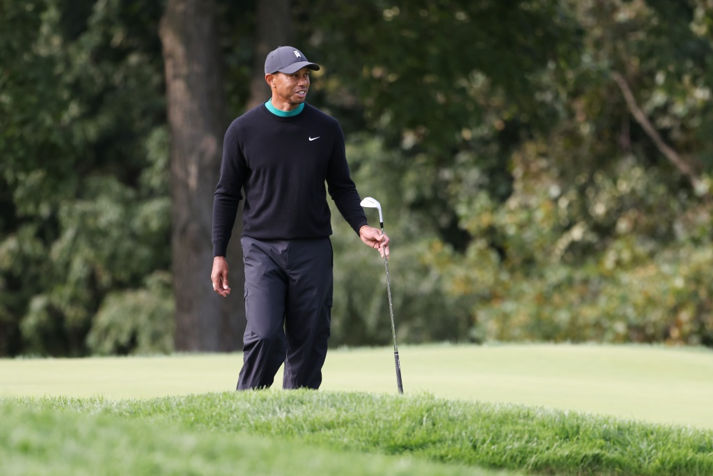 Tiger Woods Nike Sports Sponsorship