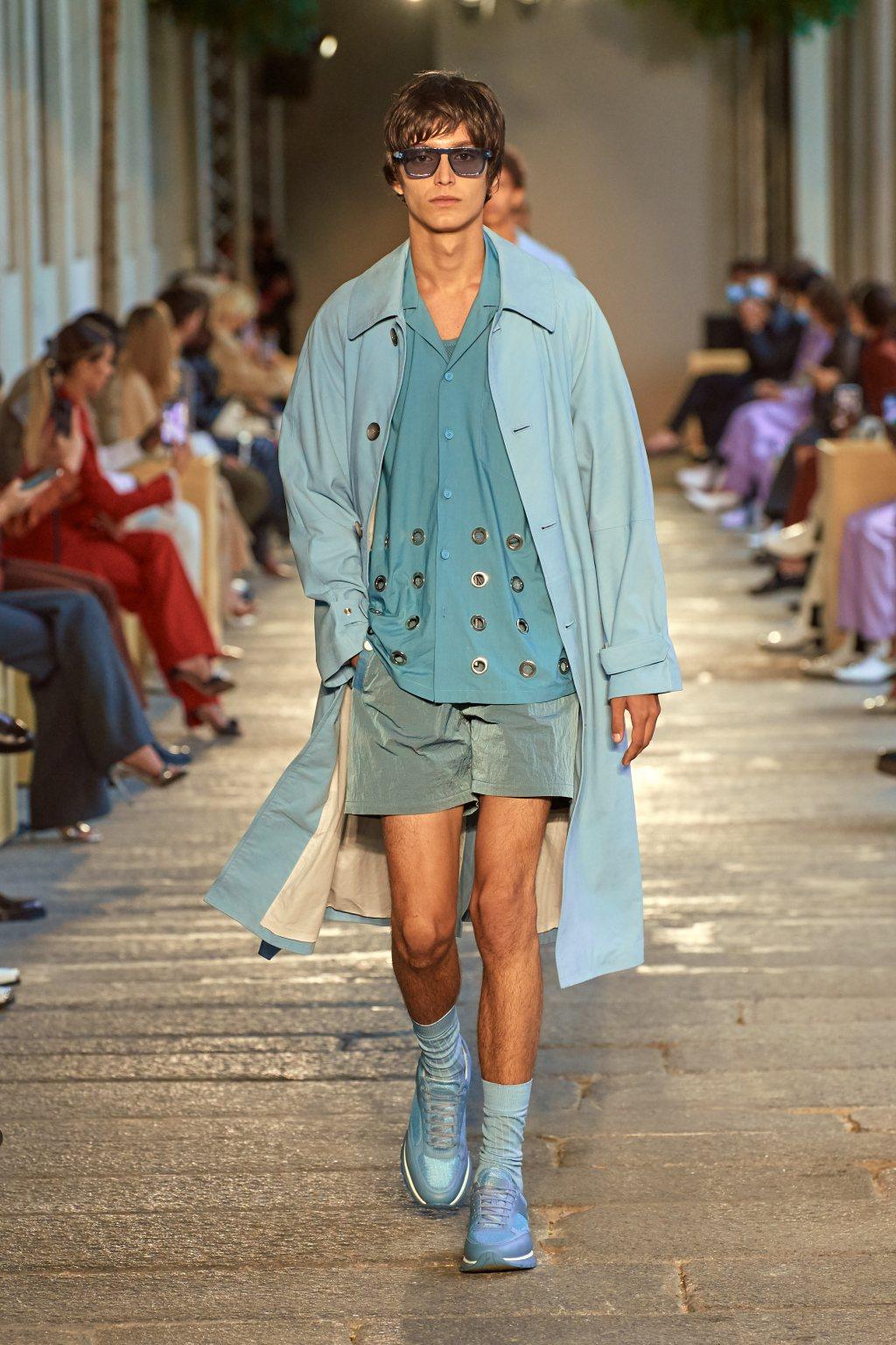 BOSS Spring/Summer 2021 Milan Fashion Week