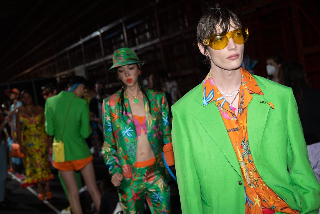Versace Spring/Summer 2021 Milan Fashion Week