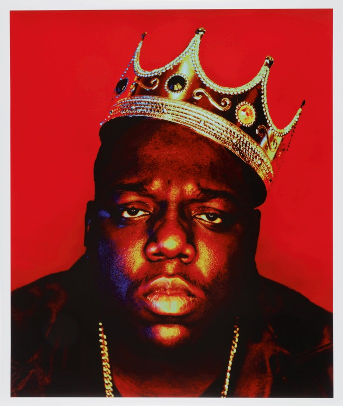 biggie small crown auction