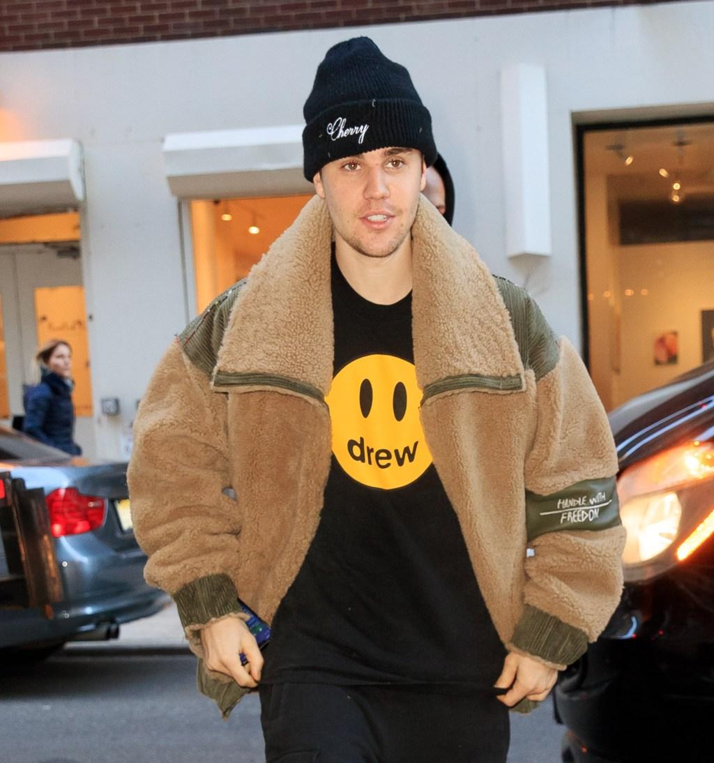 Justin Bieber Drew Crocs
