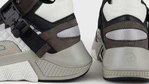 giorgio armani sneakers