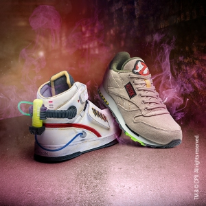 Reebok x Ghostbusters Capsule Collection
