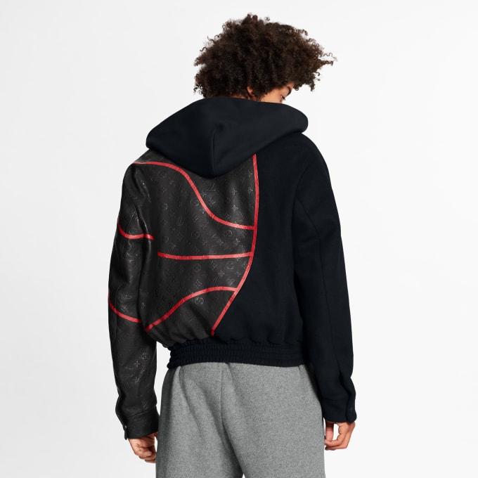 Louis Vuitton NBA collaboration