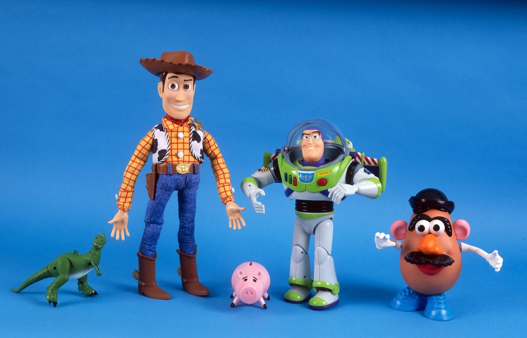 Toy Story Turns 25