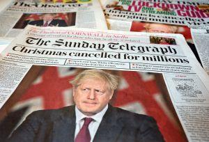 Boris Johnson announces UK Lockdown - 2020 Timeline