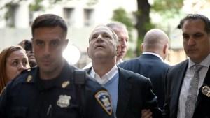 Weinstein Arrested - 2020