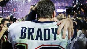 Tom Brady will be 43