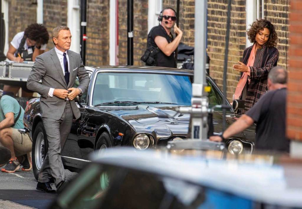 Delayed movies no time to die Jmes Bond