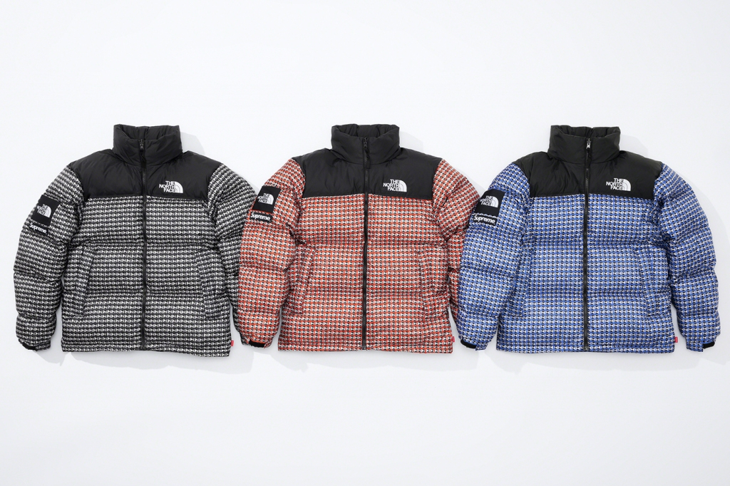 New Supreme x North Face Collab