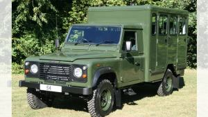 Prince Philip Custom Land Rover