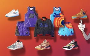 Nike And Converse Space Jam Merchandise