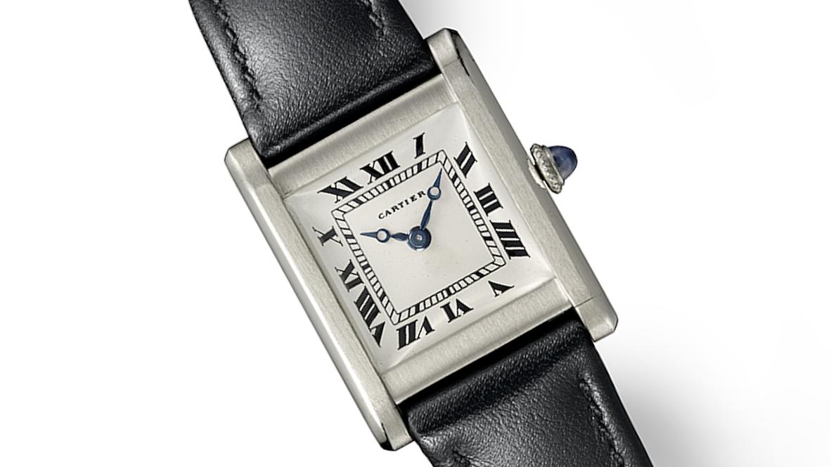 Cartier Tank, watch