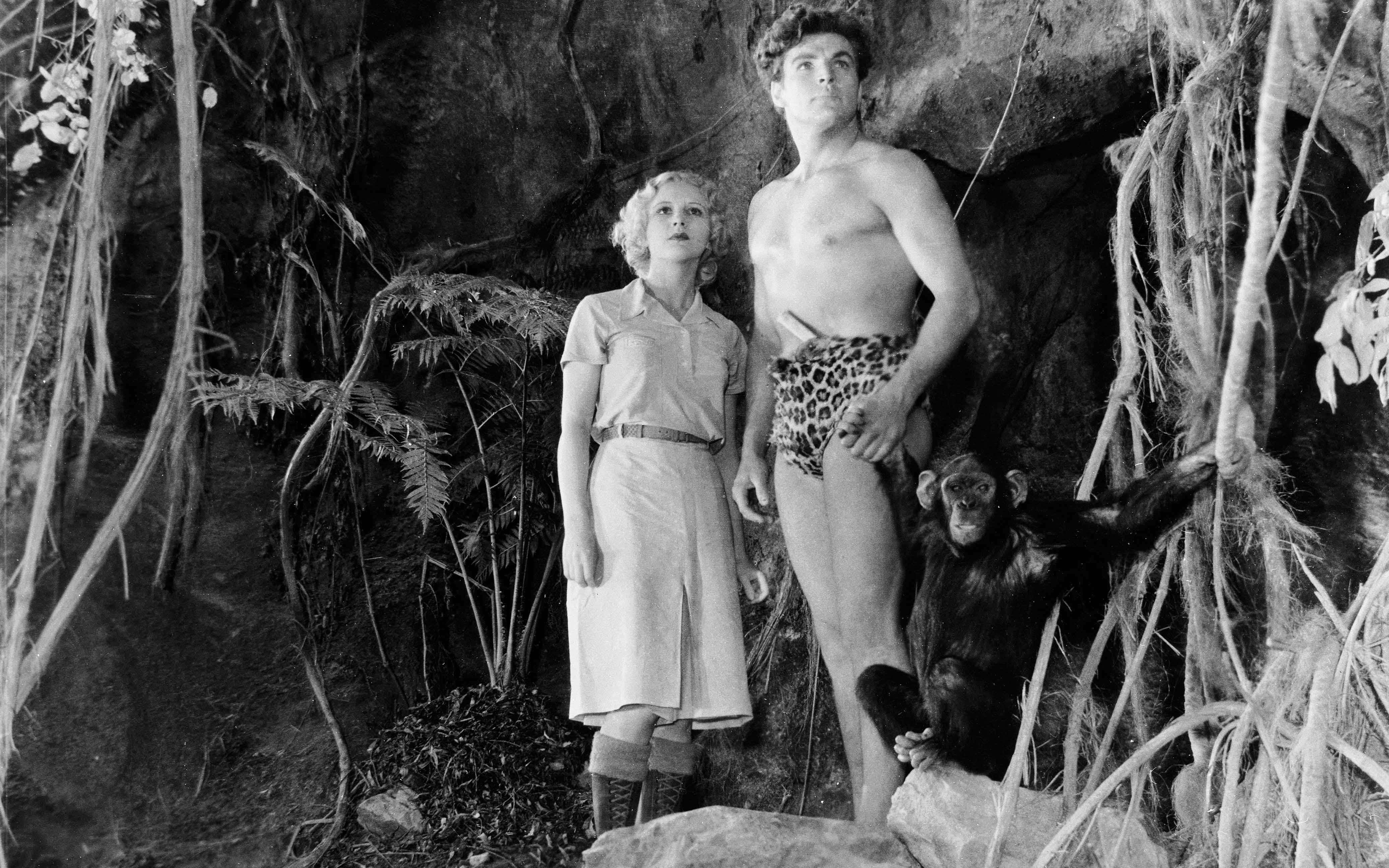 Tarzan, grooming, deodorant