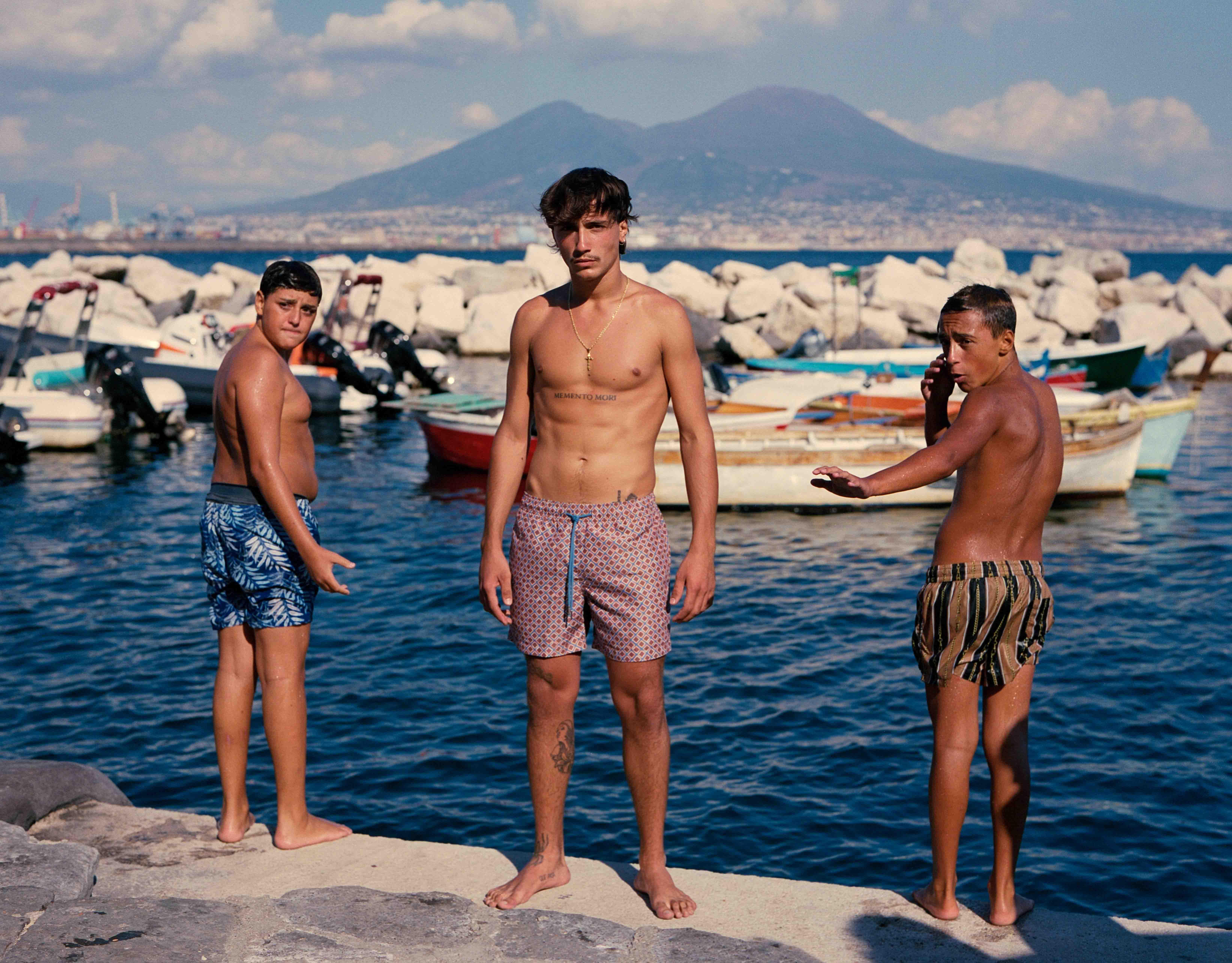 Venroy, Italy, Amalfi Coast, fashion