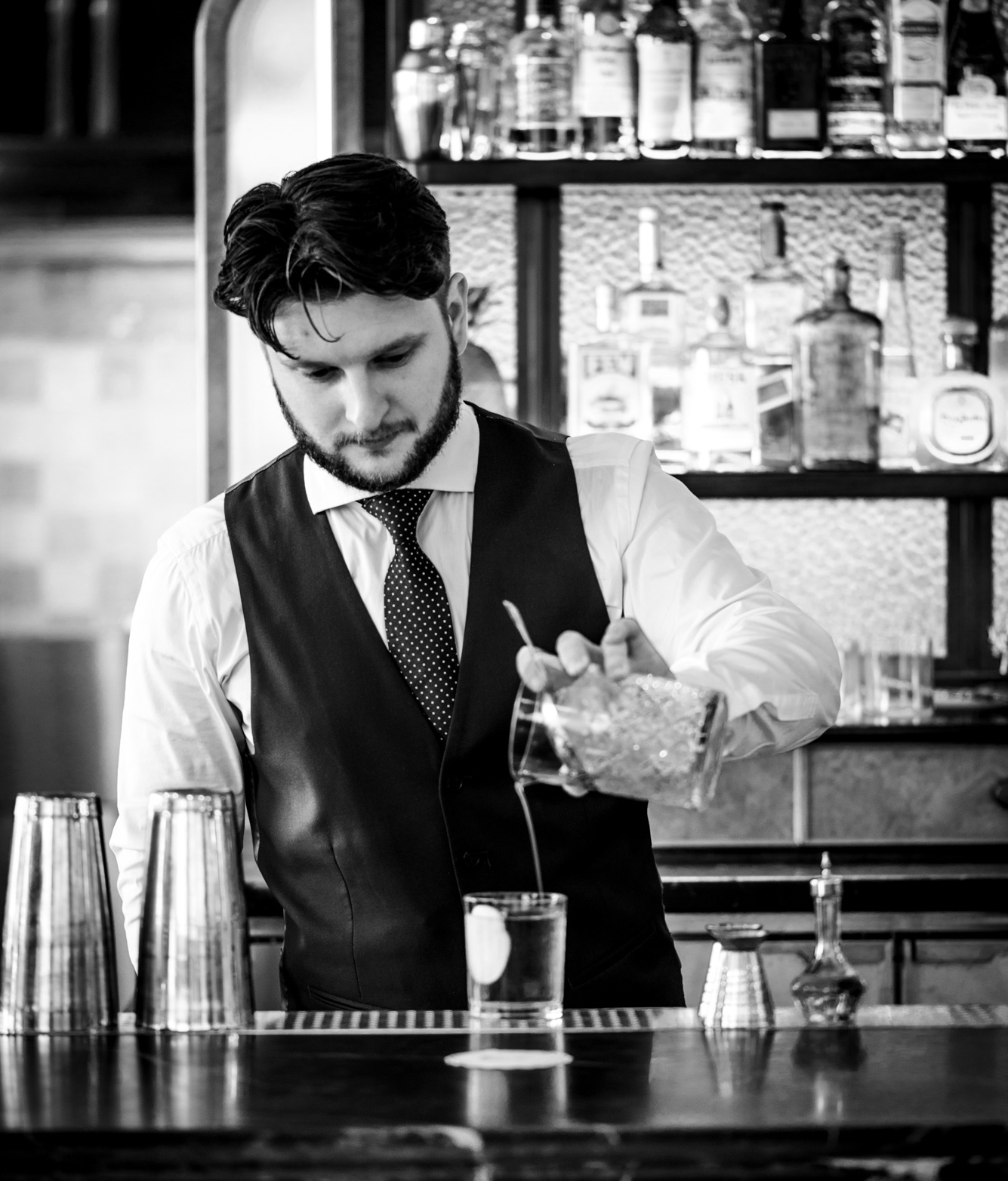 Gimlet, Cavendish House, cocktail, bar