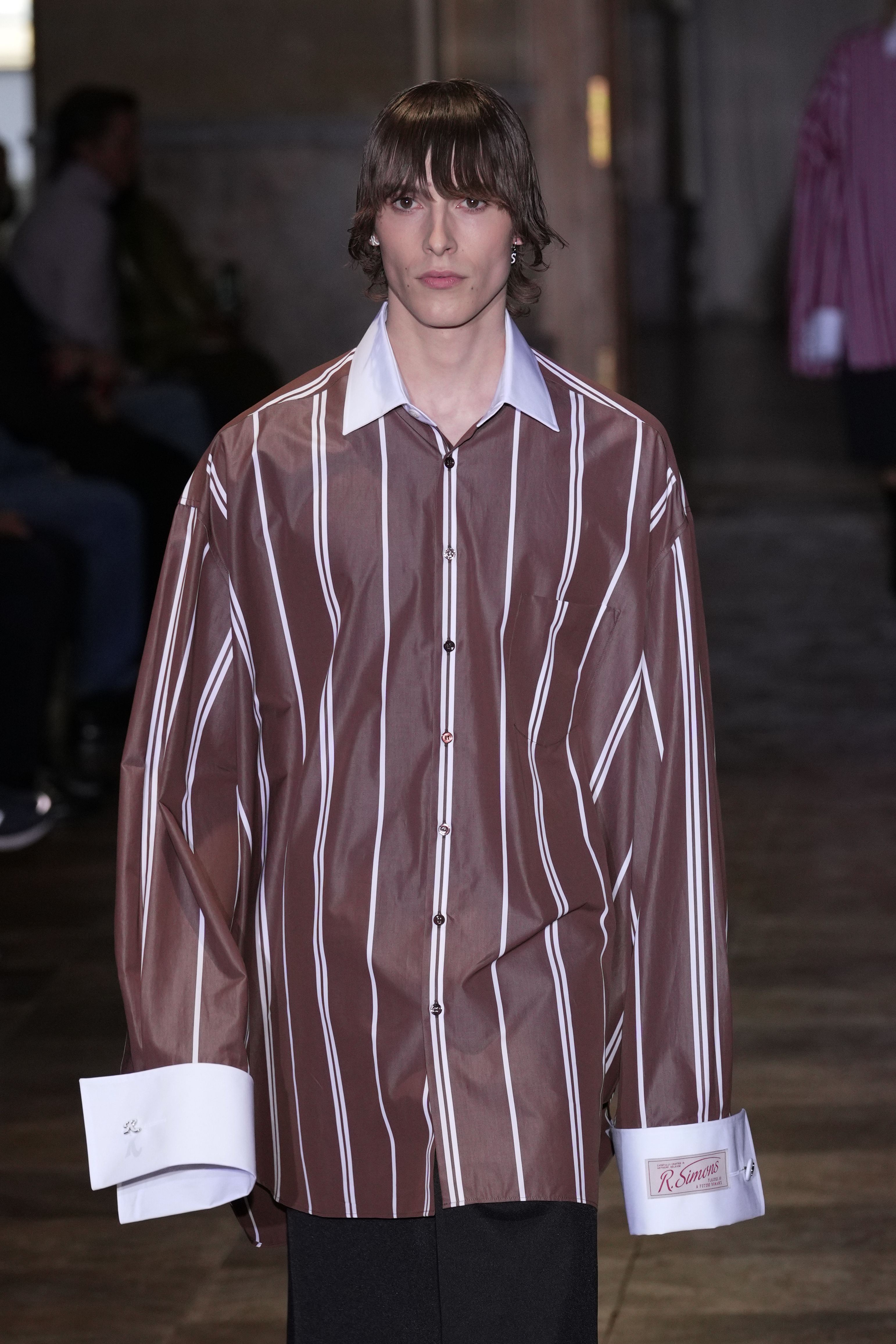 Raf Simons, Paris Fashion Week
